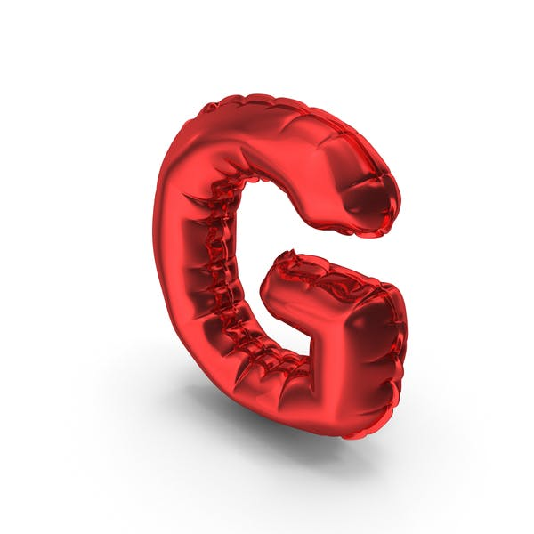 Thumbnail for Balloons Alphabet Letter G
