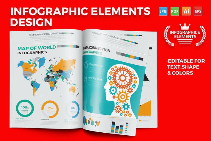 Thumbnail for Big Infographics Elements