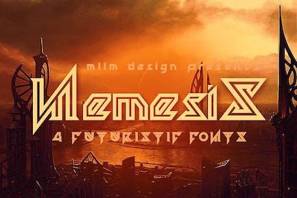 Nemesis - Police Futuriste