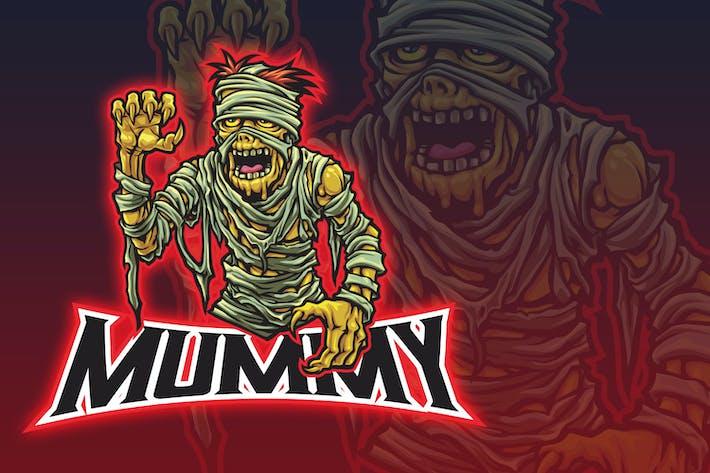 Mummy Esport Logo