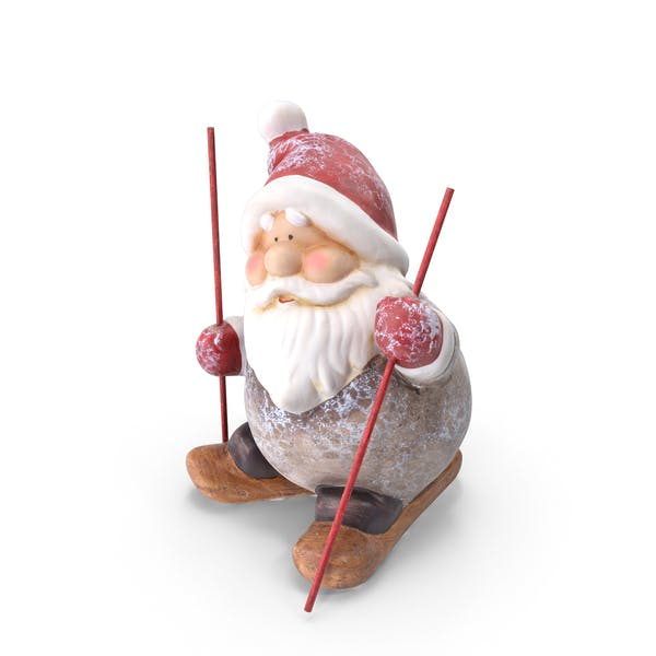 Cover Image for Santa Claus Decoration
