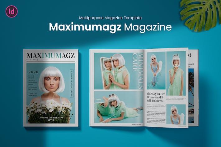 Thumbnail for MaximuMagz Magazine