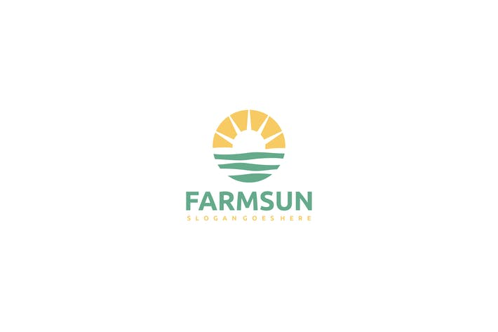 Thumbnail for Farm Sun Logo