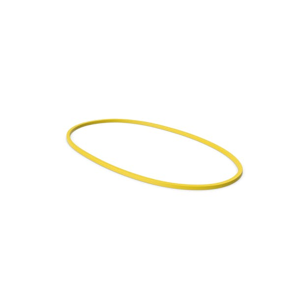 Rubber Band Yellow