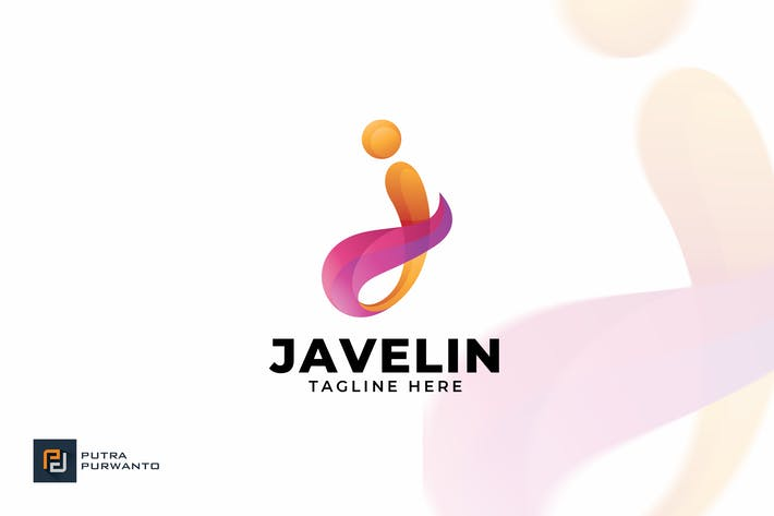 Thumbnail for Javelin - Logo Template