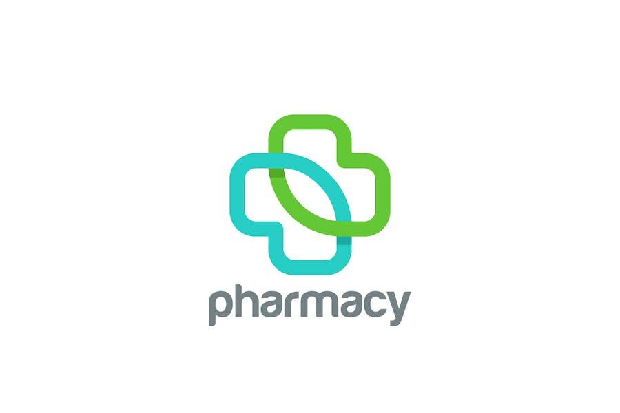 Logo Medical Cross Pharmacy Medicine