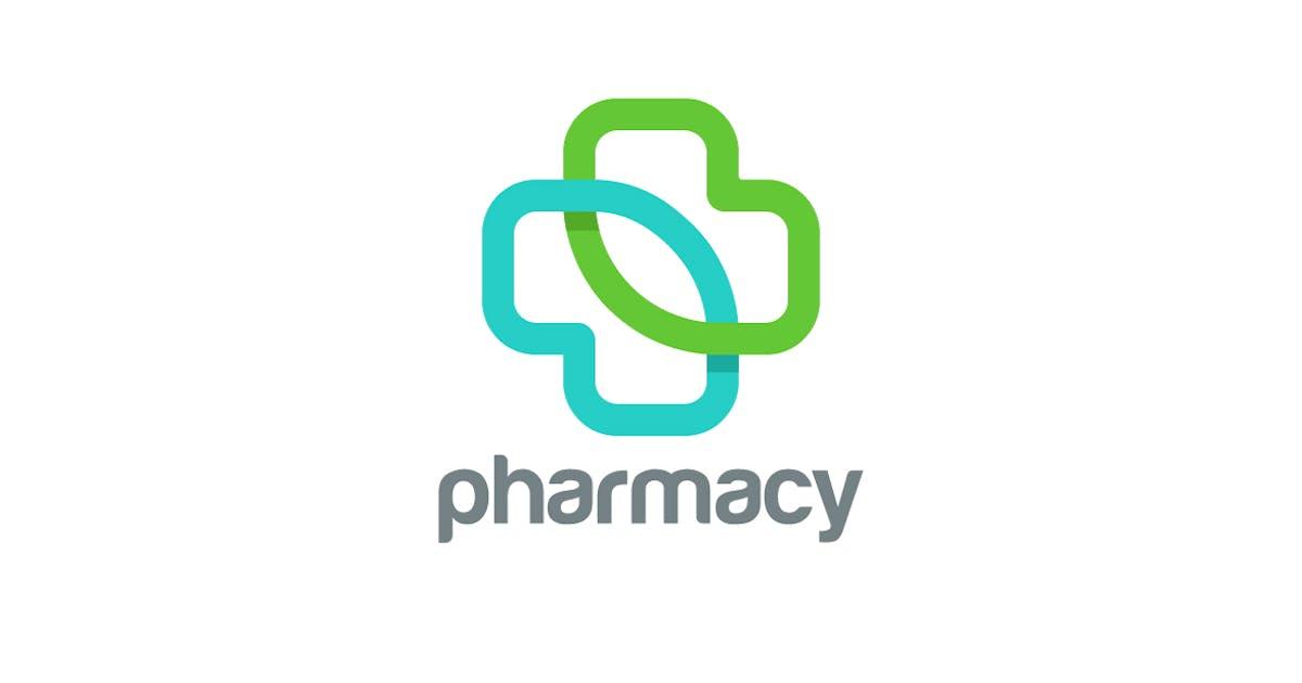 Download Logo Medical Cross Pharmacy Medicine by Sentavio