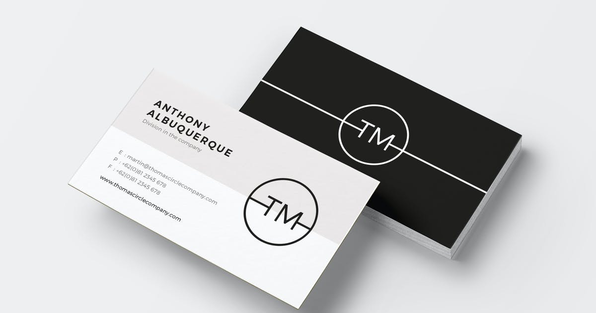 Download Minimal Business Card by micromove