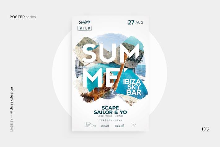 Thumbnail for Summer Poster