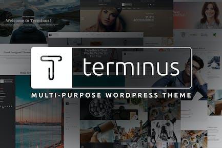 Terminus - Multi-Purpose WordPress Theme
