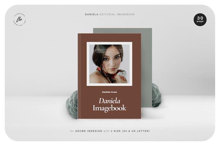 Thumbnail for Daniela Editorial Imagebook