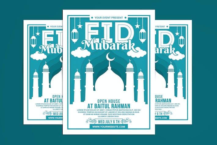 Thumbnail for Eid Mubarak Flyer