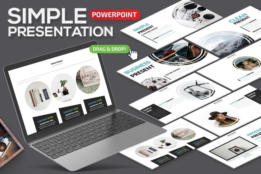 Simple Powerpoint Presentation