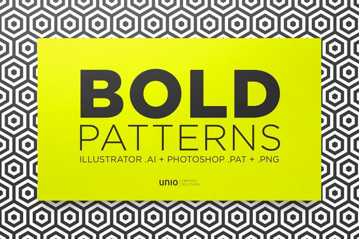 Cover Image For Bold Patterns