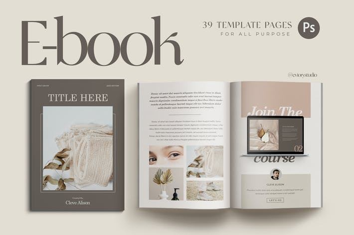 Thumbnail for Ebook Template Creator for Coach