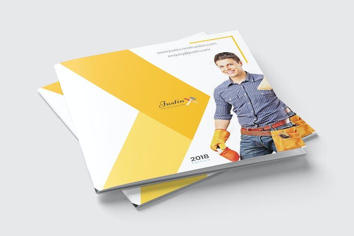 Thumbnail for Multipurpose Business Brochure Booklet-02