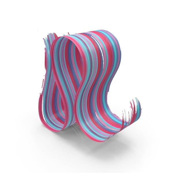 Cover Image for 3D Paintbrush Stroke