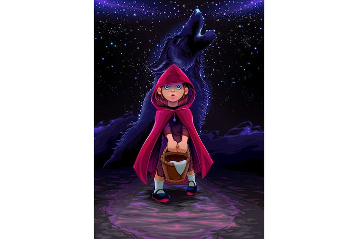 Thumbnail for The Initiation of Little Red Riding Hood