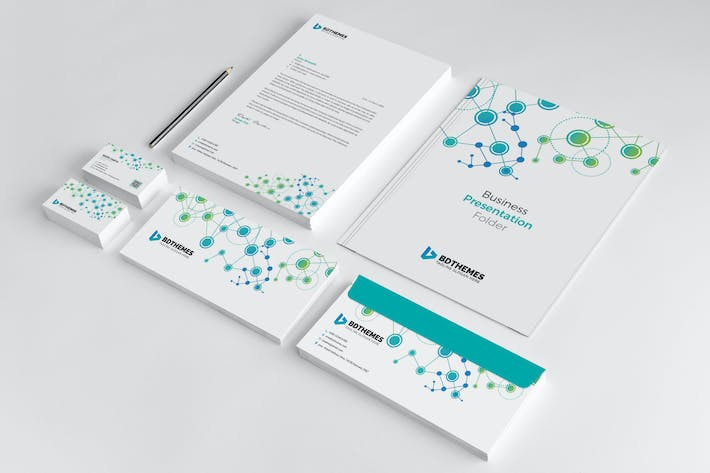 Download 676 stationery templates envato elements thumbnail for business stationery template 19 accmission Gallery