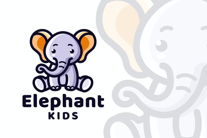Thumbnail for Mock-up Elephant Kids