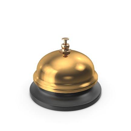 Gold Service Anruf Bell