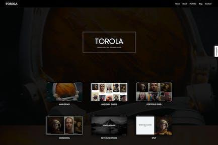 Torola Modern Photography Theme