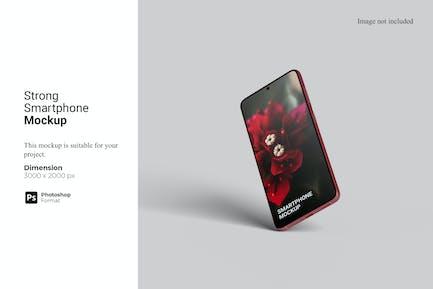 Strong Smartphone Mockup