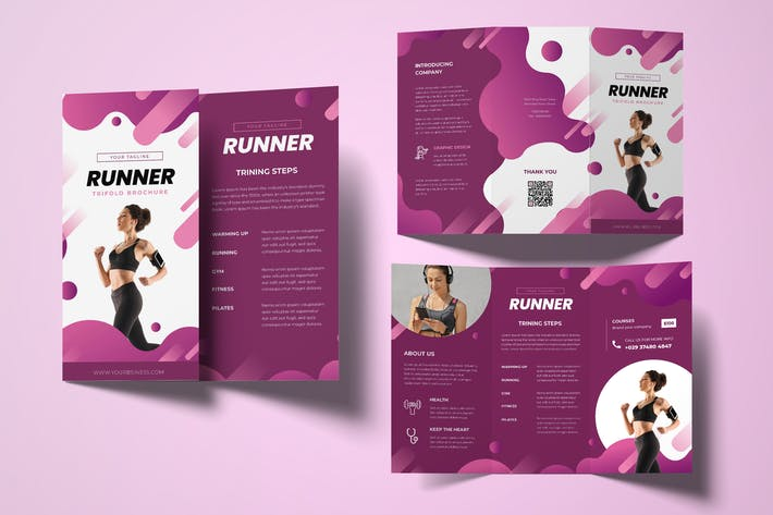 Thumbnail for Training Trifold Brochure
