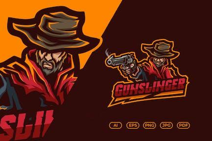 Gunslinger Esport Logo