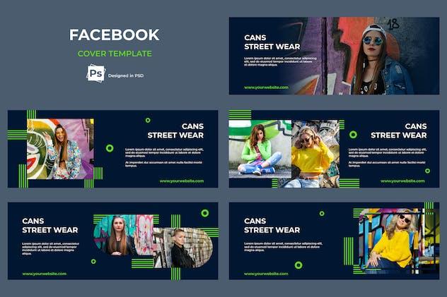 Facebook Cover Fashion