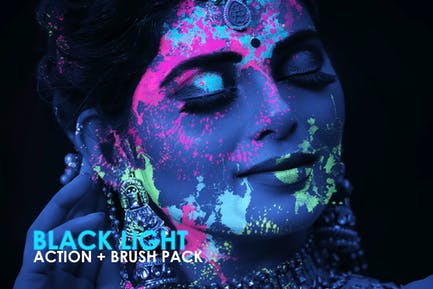 Black Light Action