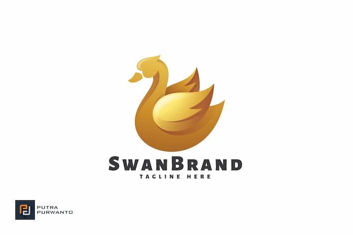 Thumbnail for Swan Brand - Logo Template