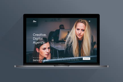 Titan | Creative Multi-purpose HTML Template