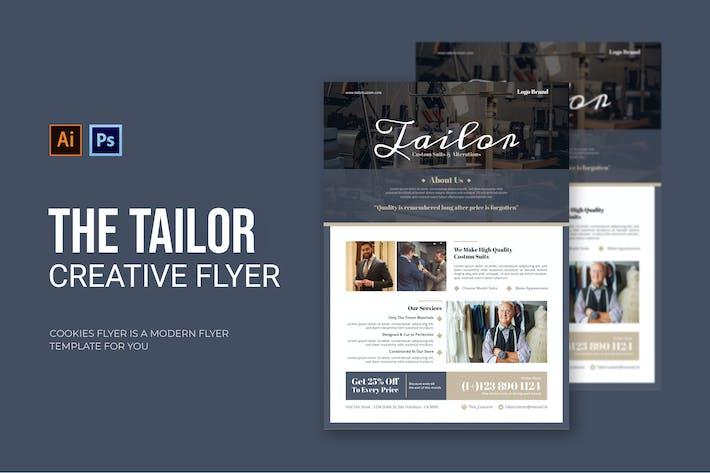 Thumbnail for Tailor - Flyer
