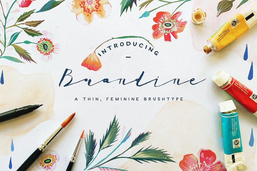 Brandine