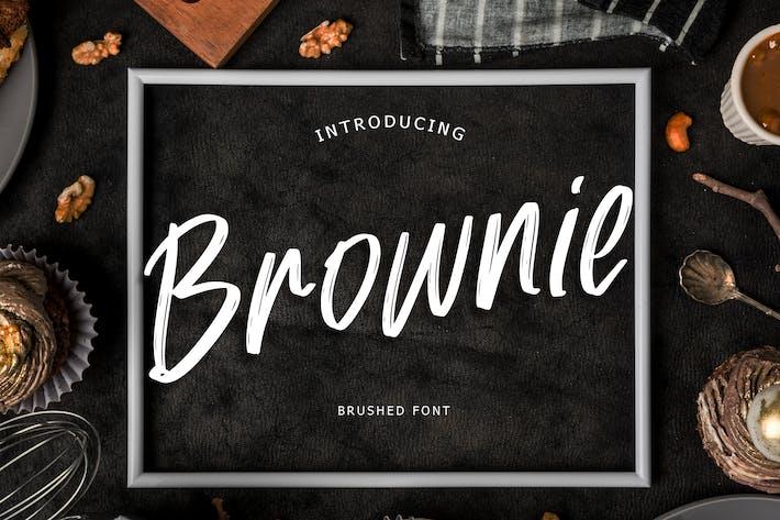Brownie Brosse Police