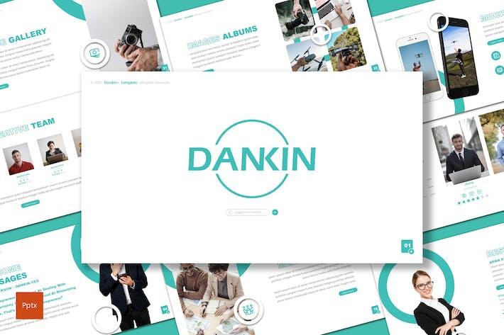 Thumbnail for Dankin - Simple Powerpoint Presentation