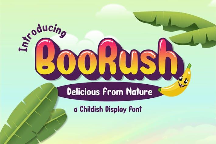 BooRush