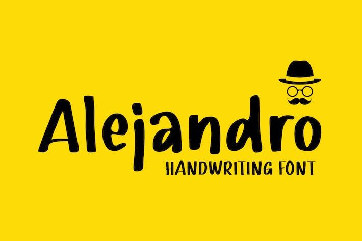 Thumbnail for Alejandro