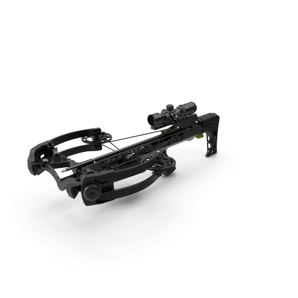 Crossbow Generic with Arrow and Scope
