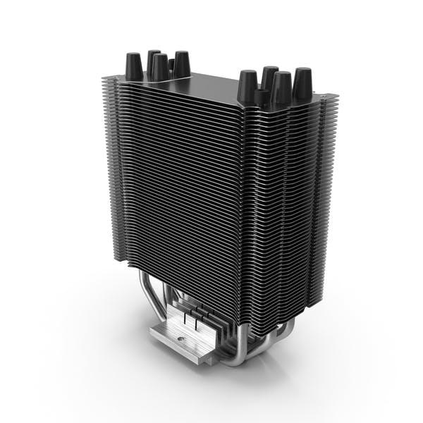 Пассивный процессор кулер