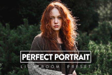 10 Идеальные портретные предустановки Lightroom