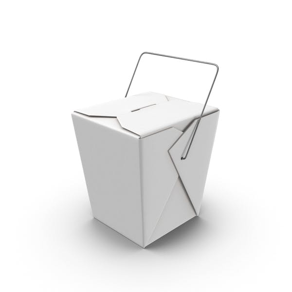 Cover Image for Chinese Takeout Box