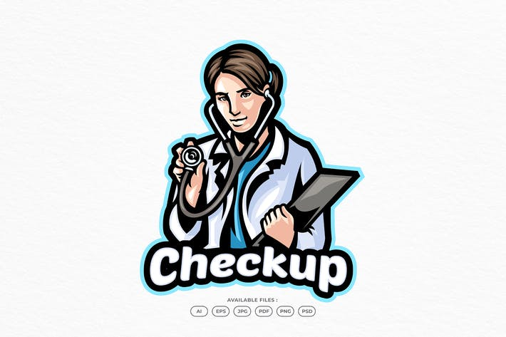 Medical Nurse Doctor Checkup for Patients Health