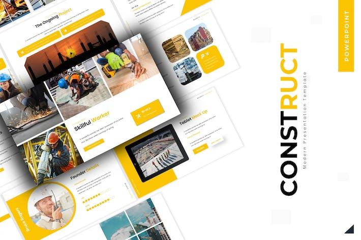 Thumbnail for Constructivism - Keynote Template