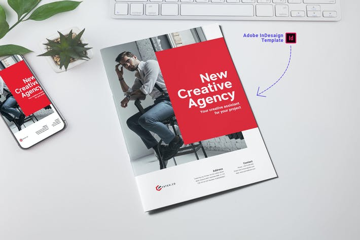 Thumbnail for Homs Business Brochure