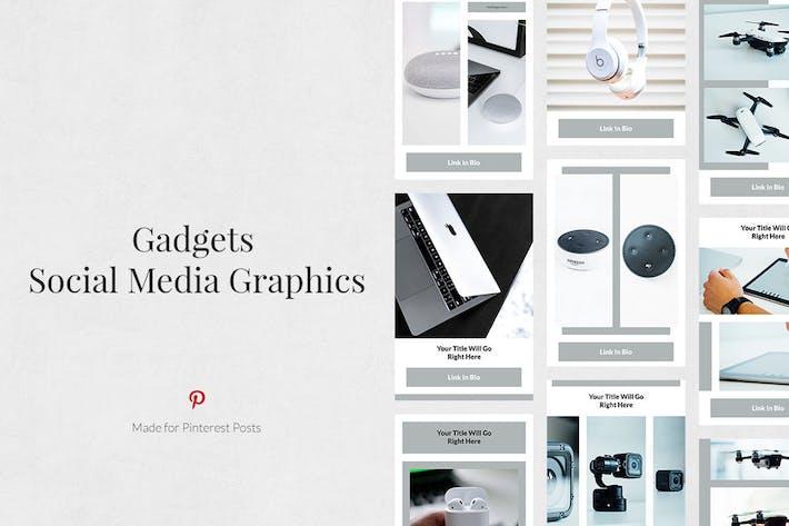 Thumbnail for Gadgets Pinterest Posts