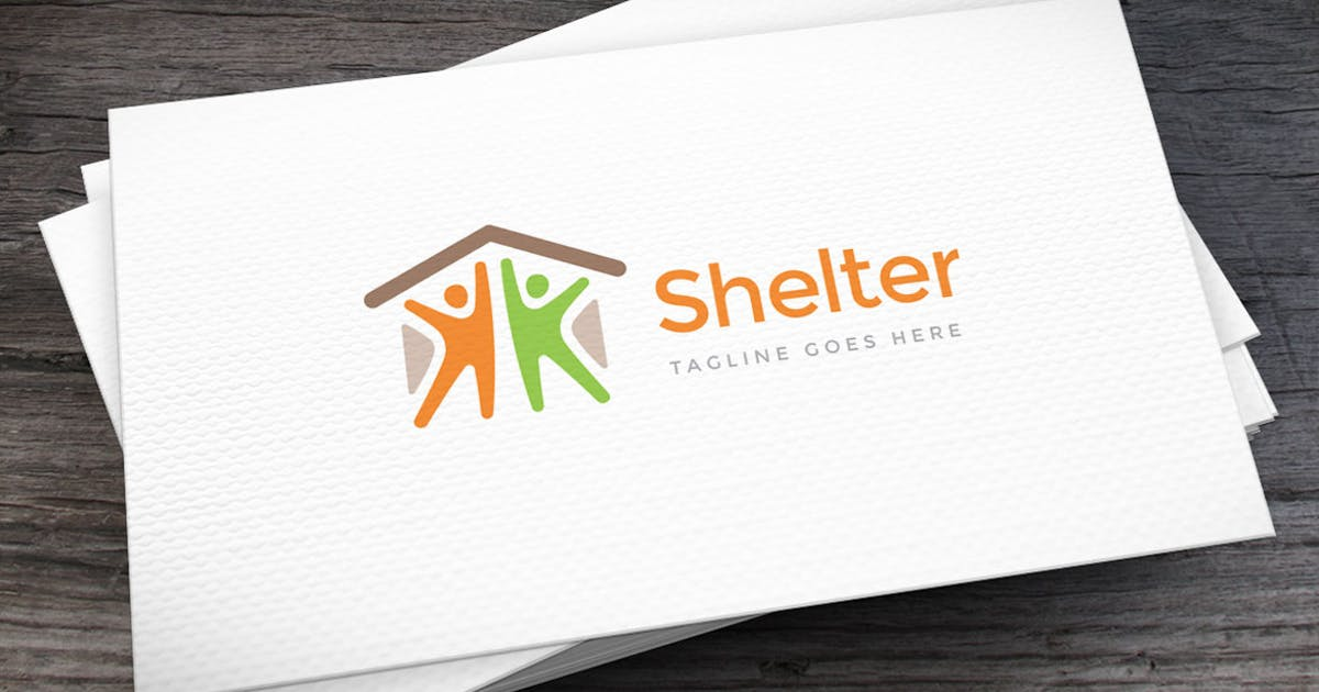 Download Own Shelter Logo Template by empativo