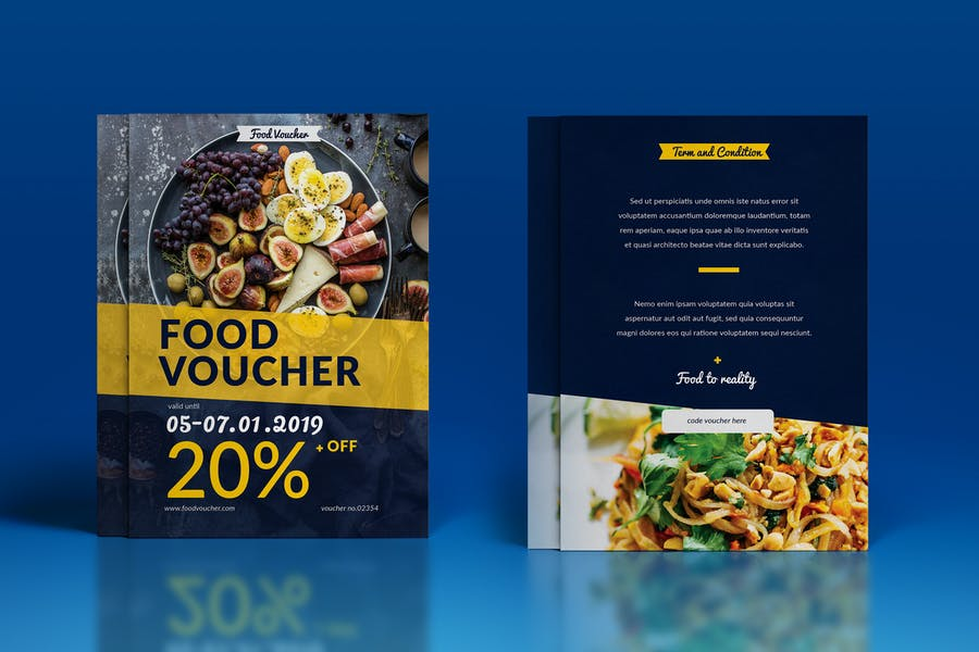 Food Post Card