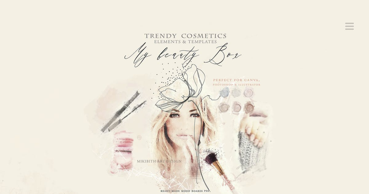 Download My beauty box by MikiBith